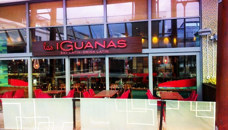Bristol Las Iguanas Vegan Menu