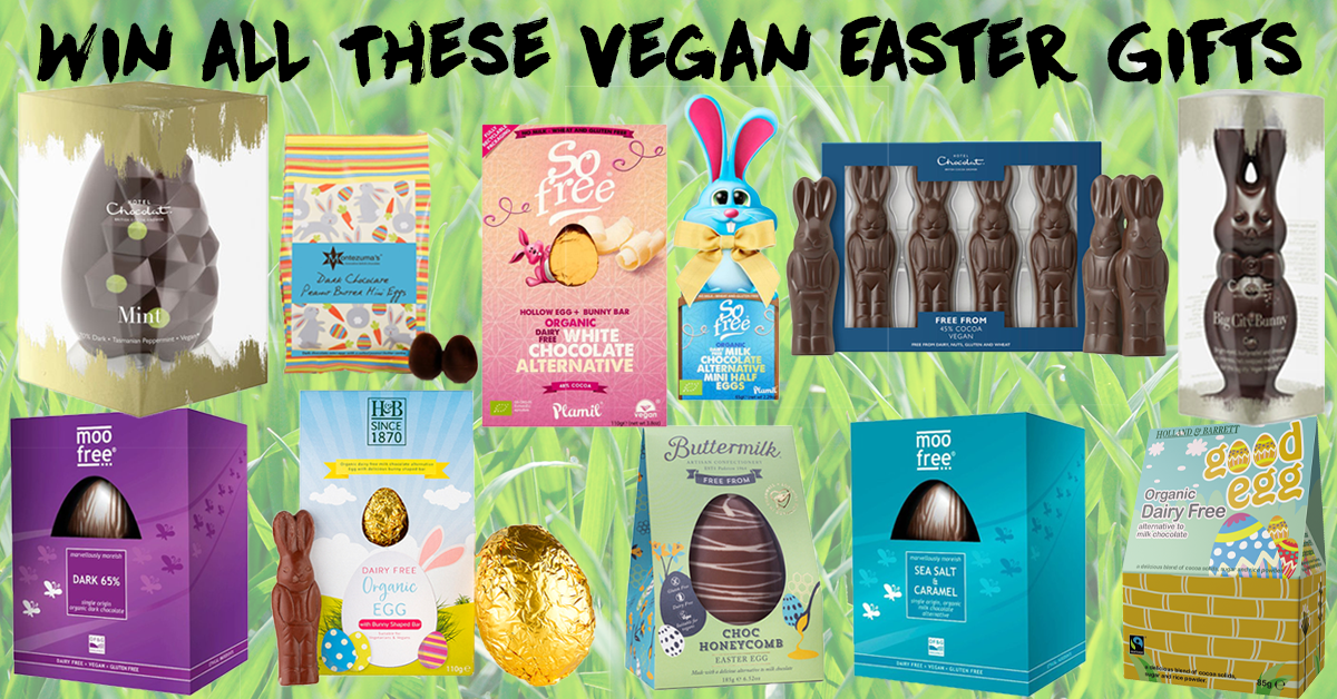 What To Get A Vegan For Easter 2019 Eggs And Chocolate