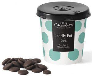 Hotel Chocolat Dark Tiddly Pot