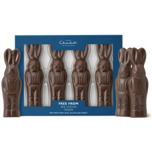 Hotel Chocolat Free From 45% Cocoa Bunnies