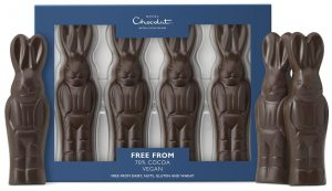 Hotel Chocolat Free From Dark City Easter Bunnies