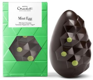 Hotel Chocolat Mint Hard-Boiled Easter Egg