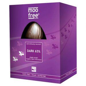 Moo Free Dark 65% Easter Egg