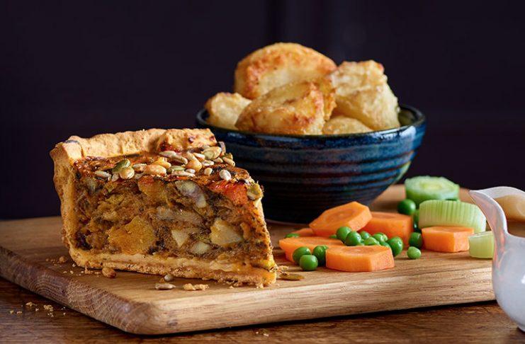 Allotment Pie