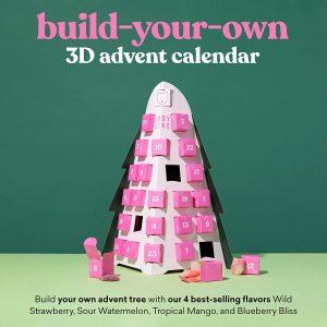 Candy Kittens Christmas Advent Calendar Tree
