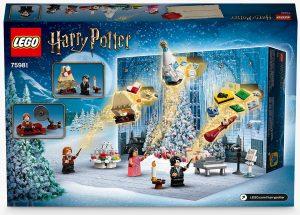 LEGO Harry Potter 75981 Advent Calendar 2020 with Minifigures