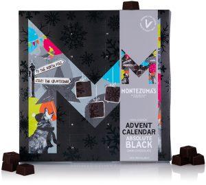 Montezuma's Absolute Black Chocolate Advent Calendar