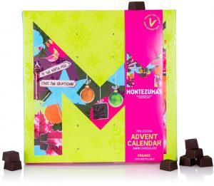 Montezumas Dark Chocolate Advent Calendar