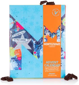Montezuma's Milk Chocolate Alternative Vegan Advent Calendar 144g