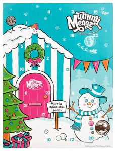 Mummy Meagz Vegan 24 Day Advent Calendar