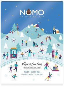 NOMO Vegan Chocolate Advent Calendar