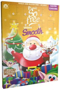 Plamil So free Milk Alternative Salted Caramel Chocolate Advent Calendar
