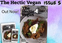 The Hectic Vegan Issue 5