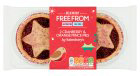 Sainsbury's Deliciously Free From Cranberry & Orange Mince Pies x2 170g