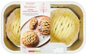 Waitrose Vegan Root en Croute 350g