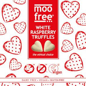 Moo Free White Truffles