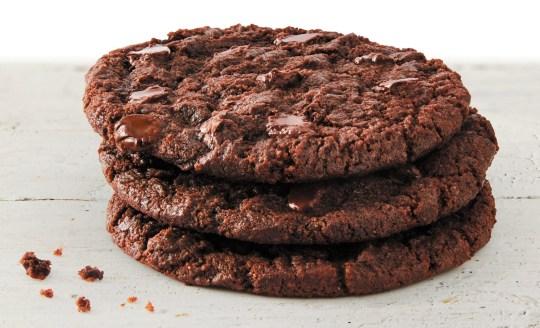 Vegan Double Choc Cookie