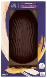 ASDA Extra Special Free From & Vegan Belgian Dark Chocolate Easter Egg with Vanilla Flavoured Truffles