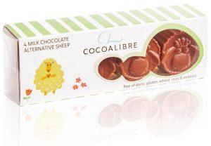 Cocoa Libre Rice Milk Chocolate Sheep