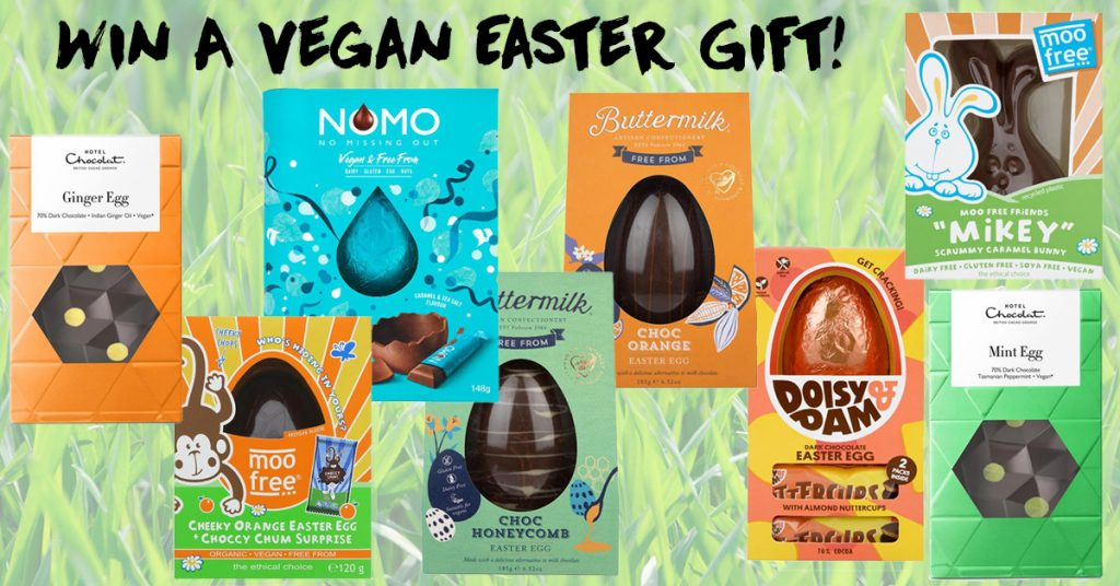 Win a Vegan Easter Gift