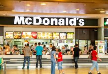 McDonald's Vegan Menu