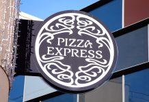 Pizza Express Vegan Menu