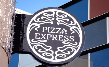 Pizza Express Vegan Menu