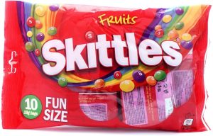 Skittles Fruits Fun Size