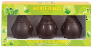 Montezuma's Milk Chocolate Alternative Three Chicklateers 225g