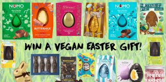 The Hectic Vegan Easter Competition