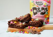 Doisy & Dam D&Ds Ultimate Vegan Brownies